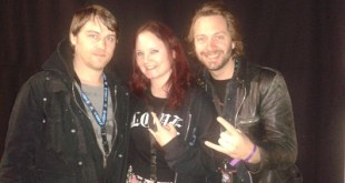 The Answer interview with James Heatley and Michael Waters at Hard Rock Hell 7 – 30/11/13
