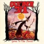 october 31 - gone to the devil cover
