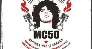 MC50 Kick Out The Jams Tour 2018