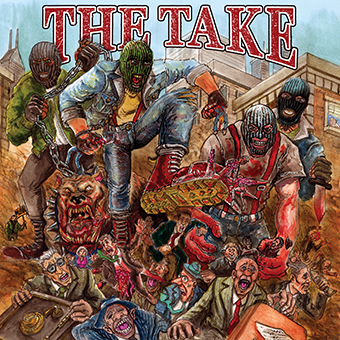 The Take - Cover