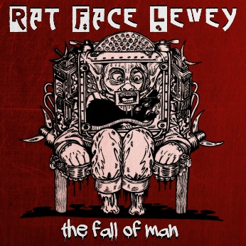 Rat Face Lewey - The Fall of Man cover