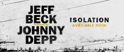JEFF BECK & JOHNNY DEPP