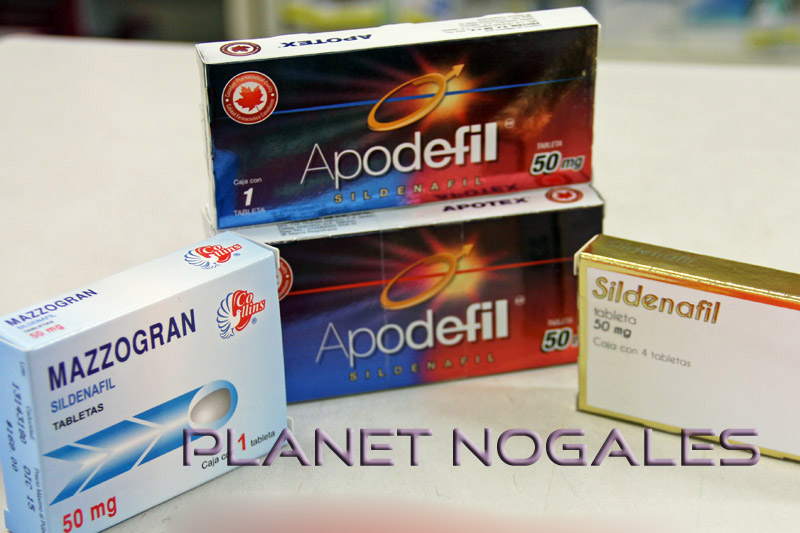 Nogales Discount Pharmacy  Viagra Cialis and Sildenafil  Planet Nogales