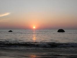 Sunset in Palolem