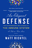 the cover of An Elegant Defense