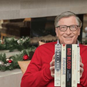 比爾·蓋茲 2018 冬日書單