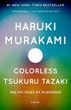the cover of Colorless Tsukuru Tazaki and His Years of Pilgrimage