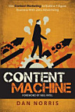 the cover of Content Machine