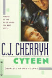 the cover of Cyteen
