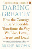 the cover of Daring Greatly