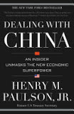 the cover of Dealing With China