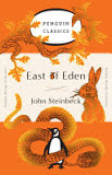 the cover of East of Eden