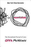 the cover of Essentialism