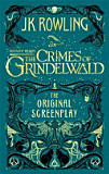 the cover of Fantastic Beasts the Crimes of Grindelwald The Original Screenplay