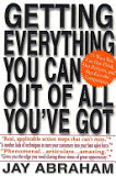 the cover of Getting Everything You Can Out of All You've Got