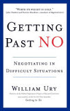the cover of Getting Past No
