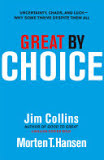 the cover of Great by Choice