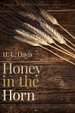 the cover of Honey in the Horn