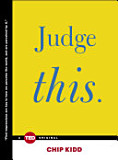 the cover of Judge This