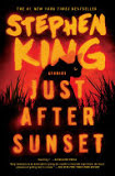 the cover of Just After Sunset