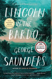 the cover of Lincoln in the Bardo