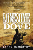 the cover of Lonesome Dove