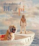 the cover of Making of Life of Pi