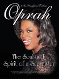 the cover of Oprah