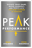 the cover of Peak Performance