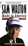 the cover of Sam Walton, Made in America