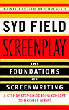 the cover of Screenplay