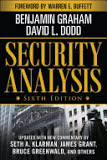 the cover of Security Analysis