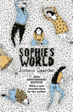 the cover of Sophie's World
