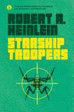 the cover of Starship Troopers