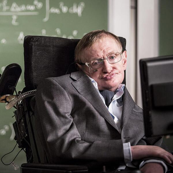 the cover photo of 史蒂芬·霍金 Stephen Hawking 推薦書單