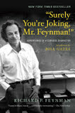 the cover of Surely You're Joking, Mr. Feynman