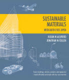 the cover of Sustainable Materials With Both Eyes Open