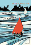 the cover of Swallows and Amazons