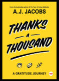 the cover of Thanks A Thousand