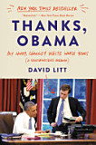 the cover of Thanks, Obama