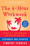 the cover of The 4-Hour Workweek