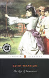 the cover of The Age of Innocence