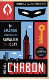 the cover of The Amazing Adventures of Kavalier & Clay