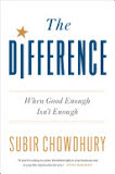 the cover of The Difference