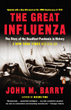 the cover of The Great Influenza