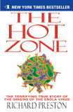 the cover of The Hot Zone