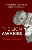 the cover of The Lion Awakes