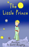 the cover of The Little Prince