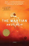 the cover of The Martian