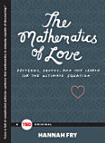 the cover of The Mathematics of Love